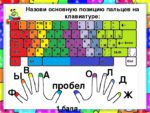 Как научиться печатать на клавиатуре быстро и без ошибок